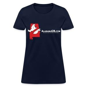 Alabama GB Logo Women's Shirt - Women's T-Shirt