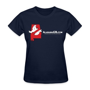 Alabama GB Logo Women's Shirt - Women's T-Shirt