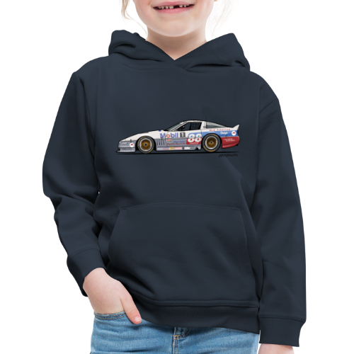 Prorofab Ve77e GT1 88 - Kids' Premium Hoodie