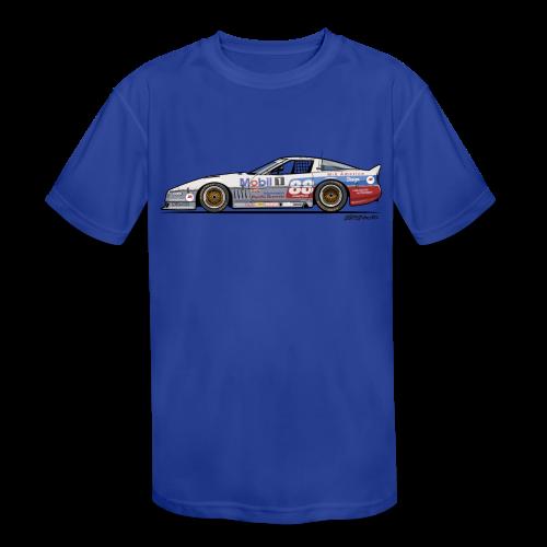 Prorofab Ve77e GT1 88 - Kids' Moisture Wicking Performance T-Shirt