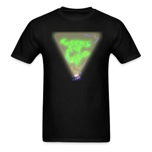 Geeks for Good - Ghost Trap - Men's T-Shirt
