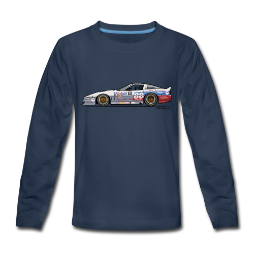 Prorofab Ve77e GT1 88 - Kids' Premium Long Sleeve T-Shirt