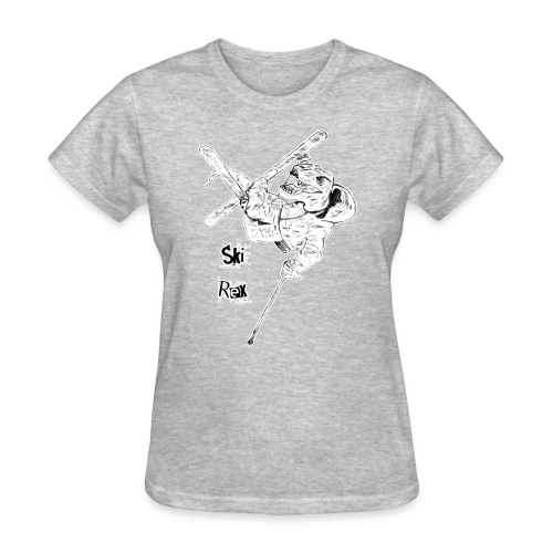 Ski Rex -- Original - Women's T-Shirt