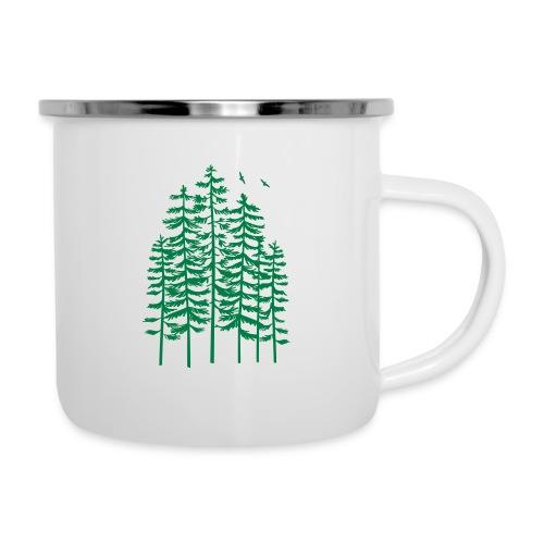 Trees Mug - Camper Mug