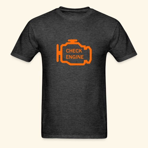 Check Engine - Men's T-Shirt
