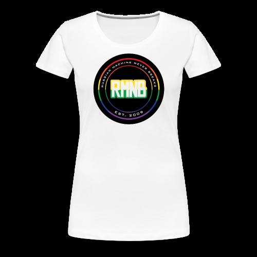 RMNB Pride Women's Premium T-Shirt - Women's Premium T-Shirt