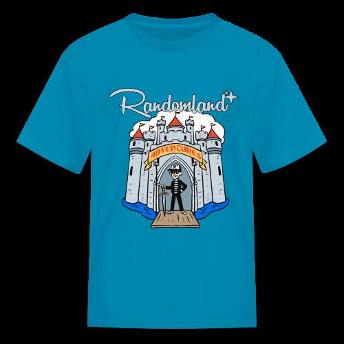 Castle Shirt! Kids - Kids' T-Shirt