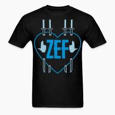 zef_heart T-Shirts
