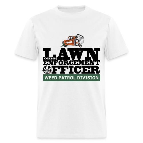 Weed Patrol - Men's T-Shirt