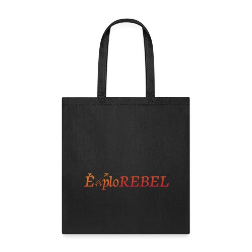 ExploRebel Tote Bag - Tote Bag