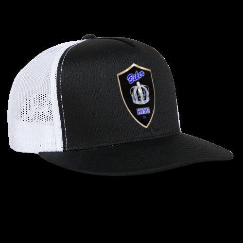 Biker King Trucker Hat - Trucker Cap