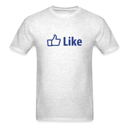 Like  - Men's T-Shirt