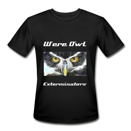 Were Owl Exterminators - Men's Moisture Wicking Performance T-Shirt