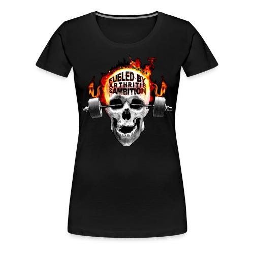 Fueled Women's Tee - Women's Premium T-Shirt