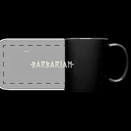 Barbarian Mug - Full Color Panoramic Mug