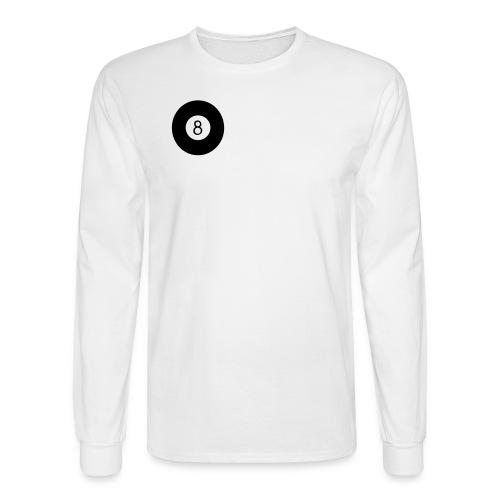 pool - Men's Long Sleeve T-Shirt