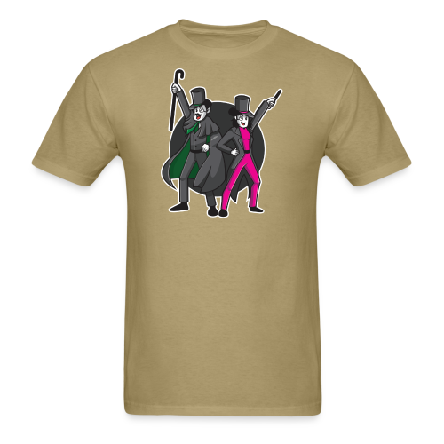TFS Snarks Khaki Shirt 2019  - Men's T-Shirt