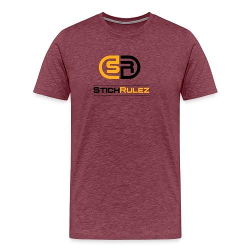 StichRulez Vortex  - Men's Premium T-Shirt