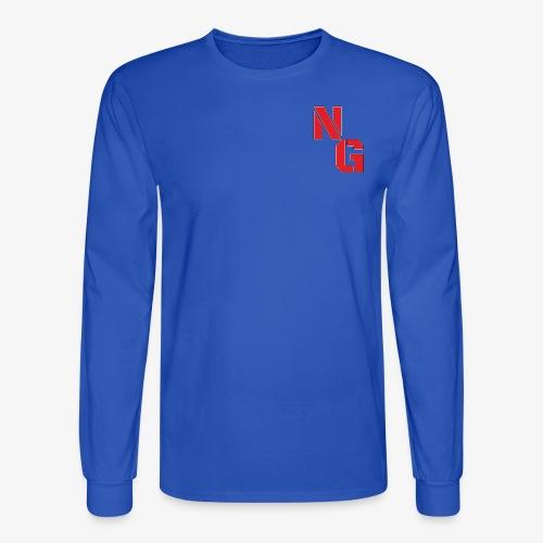 Naley Long Sleeve - Men's Long Sleeve T-Shirt
