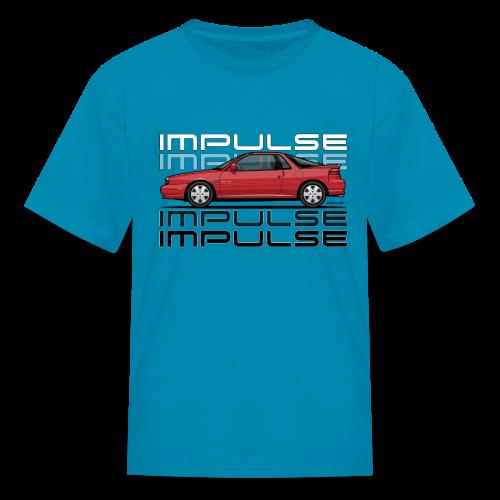 Usuzi Impulse RS Red - Kids' T-Shirt