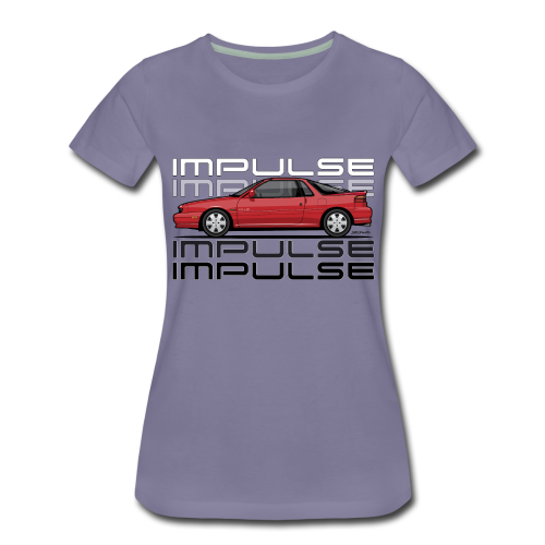 Usuzi Impulse RS Red - Women's Premium T-Shirt
