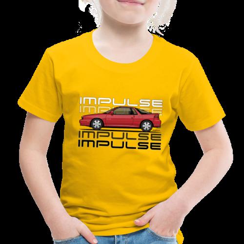 Usuzi Impulse RS Red - Toddler Premium T-Shirt