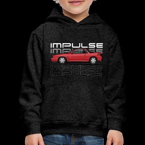 Usuzi Impulse RS Red - Kids' Premium Hoodie