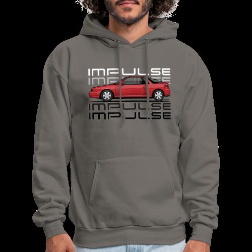 Usuzi Impulse RS Red - Men's Hoodie
