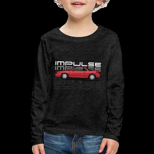Usuzi Impulse RS Red - Kids' Premium Long Sleeve T-Shirt