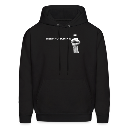 Keep Punching Up Unisex Sweater - Men's Hoodie