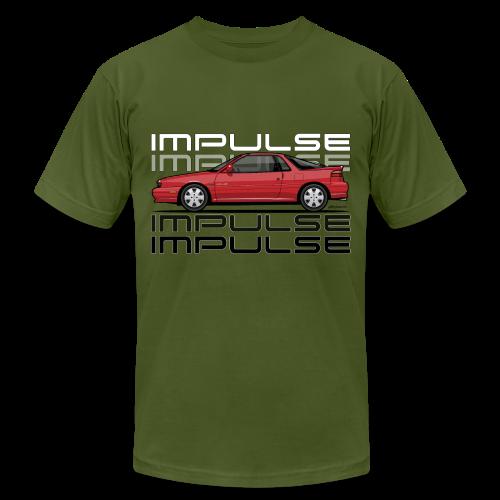 Usuzi Impulse RS Red - Men's  Jersey T-Shirt