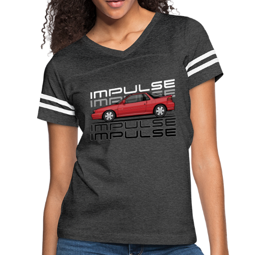 Usuzi Impulse RS Red - Women's Vintage Sport T-Shirt