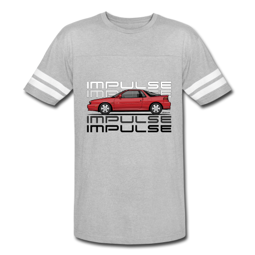 Usuzi Impulse RS Red - Vintage Sport T-Shirt