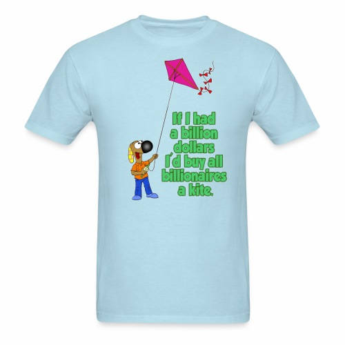 Go Fly a Kite - Men's T-Shirt
