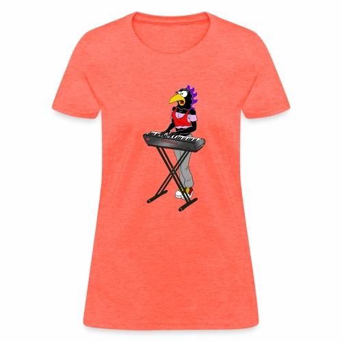 Music Bird - Women's T-Shirt