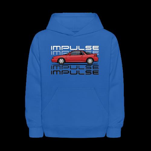 Usuzi Impulse RS Red - Kids' Hoodie