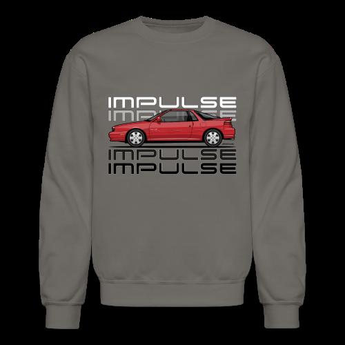 Usuzi Impulse RS Red - Crewneck Sweatshirt