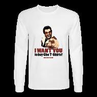 Long Sleeve Shirts ~ Men's Long Sleeve T-Shirt ~ Article 972902