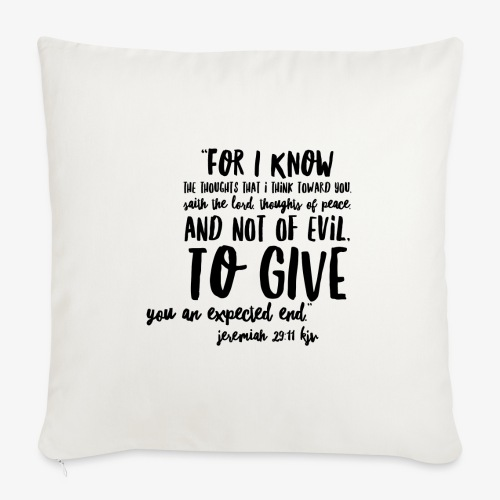 """Purposed Pillows - Throw Pillow Cover 18"""" x 18"""""""