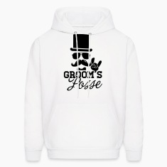 Groom Wedding Marriage Stag night bachelor party Hoodies