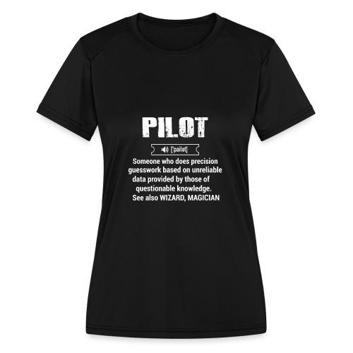 Twenty One Pilots |  Women  - Women's Moisture Wicking Performance T-Shirt