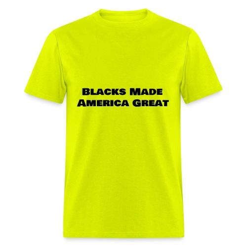 BMAG Men shirt 2 - Men's T-Shirt