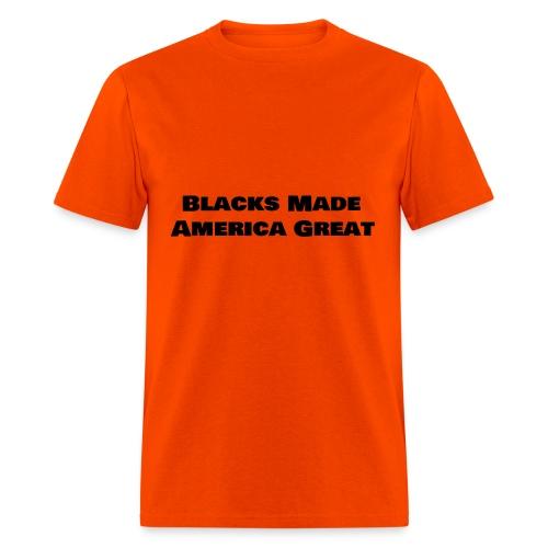 BMAG Men shirt 7 - Men's T-Shirt