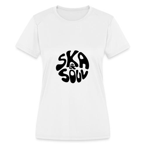 Afropunk Ska | Women - Women's Moisture Wicking Performance T-Shirt