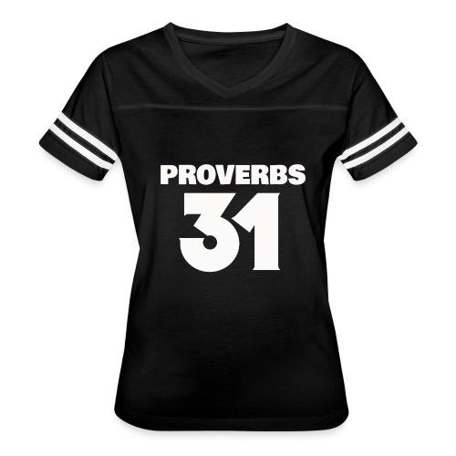 proverbs daughter - Women's Vintage Sport T-Shirt
