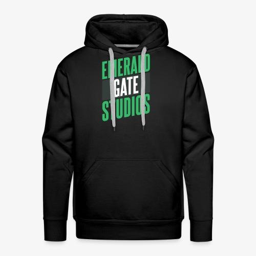 Emerald Gate Studios Mens Hoodie - Men's Premium Hoodie