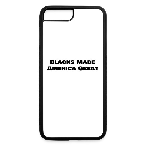 bmag iphone 7 plus/8 plus rubber case - iPhone 7 Plus/8 Plus Rubber Case
