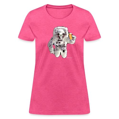 HOPSKULL Astronaut Women's T-Shirt - Women's T-Shirt