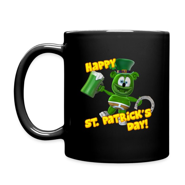 Gummibär (The Gummy Bear) St. Patrick's Day Mug