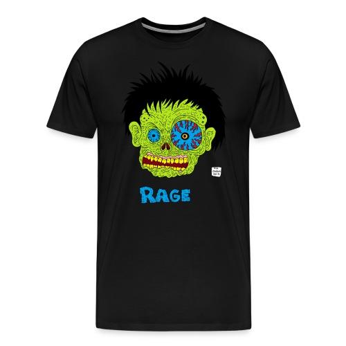 Rage Face  - Men's Premium T-Shirt